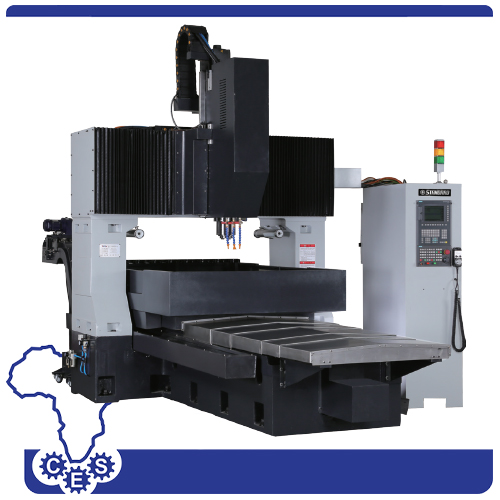 Bridge Type CNC Mills