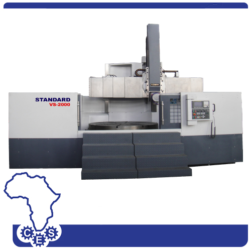 Vertical Lathes / Borers