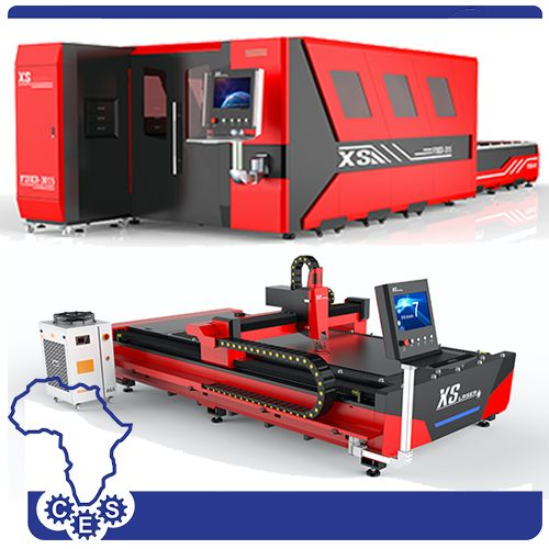 XS Fiber Laser & Tube & Sheet Cutting Machines