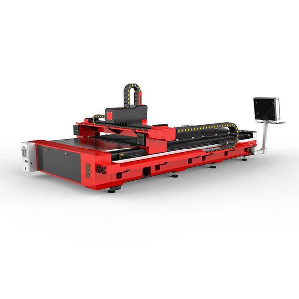 XS Fiber laser cutting machine from the side F3015KE