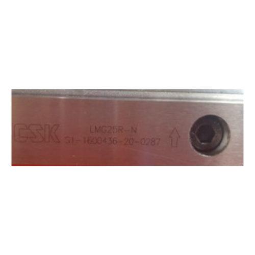 XS Fiber laser cutting machine Linear guideway for the F3015KE