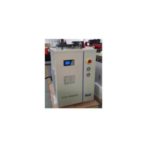 XS Fiber laser cutting machine Water Chiller_S&A brand for the F3015KE